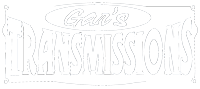 Gar's Transmissions Logo, Auto Transmissions, Standard Transmissions, Torque Converters, Gearbox